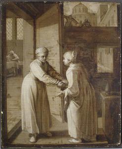 De Visitatie (ontmoeting van Maria en Elizabeth)