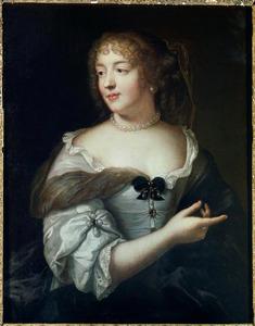 Portret van Marie de Rabutin-Chantal, marquise de Sévigné (1626-1696)