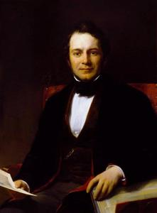 Portret van Carel Joseph Fodor (1801-1860)