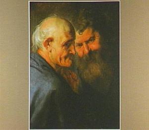 Twee studiekoppen voor apostelen