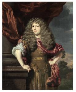 Portret van Dirk van Alphen (1652-1701)
