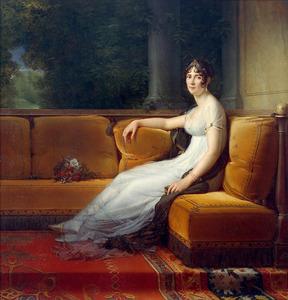 Portret van Joséphine de Beauharnais (1763-1814)