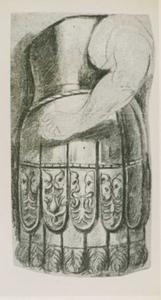 Harnas en rechterarm van een soldaat