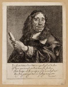 Portret van Jan Vos (1610-1667)