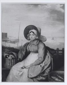 Scheveningse vissersvrouw