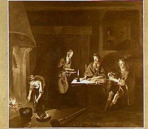 Bezoek van Zeus en Hermes aan Philemon en Baucis [Ovidius 8: 611-724]