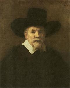 Portret van Arnout Tholinx (1607-1679)