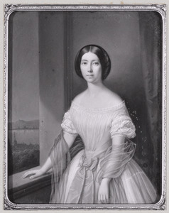 Portret van Anna Catharina Luden (1836-1911)
