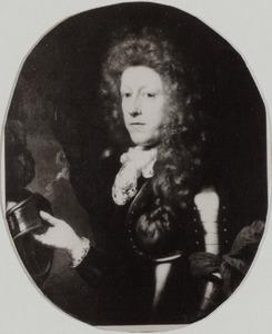 Portret van waarschijnlijk Pieter van Reede van Oudshoorn (1645-1692)