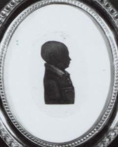 Portret van waarschijnlijk van Hengst