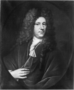 Portret van Damiaen van Duren (1651-1729)