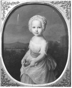 Portret van Agnes Henriette Constance van Loon (1850-1933)