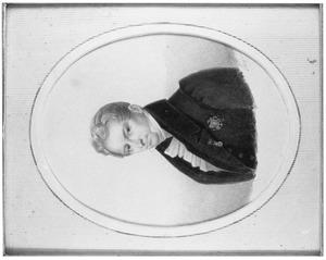 Portret van Hendrik Jacob baron van Doorn (1786-1853)