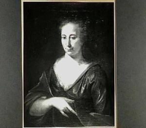 Portret van Anthonia van der Linden (1689-1756), echtgenote van Arend Maartenz de Heer