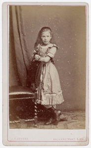 Portret van Johanna Westerman (1866-1943)