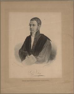 Portret van Gideon Jan Verdam (1802-1866)