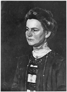 Portret van Helene Emma Laura Juliana Muller (1869-1939)