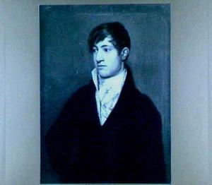 Portret van Jan Wentholt (1792-1857)
