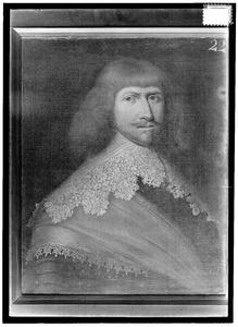 Portret van Adriaen van der Mijle ( -1664)