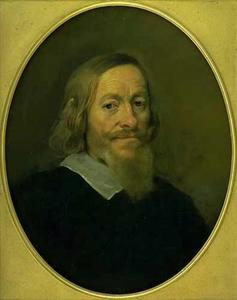 Portret van rijksadmiraal Ove Gjedde (1594-1660)
