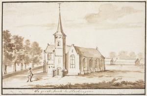 De Dom van Almenum of de Grote Kerk in Harlingen