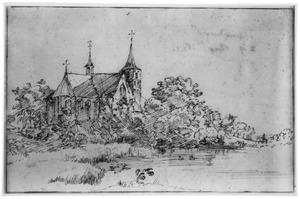 Sint Bavokerk te Raamsdonck