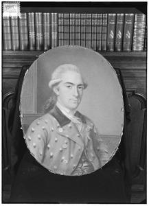 Portret van Diederik Johan van Hogendorp (1754-1803)