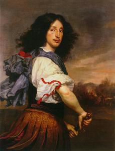 Portret van Friedrich Landgraf von Hessen-Eschwege (1617-1655)