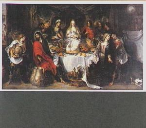 De bruiloft te Kana (Johannes 2:7)
