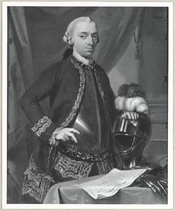 Portret van Abraham Frederik van Schurman (1730-1783)