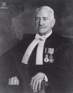 Portret van George Maria Joseph Kolfschoten (1875-1955)