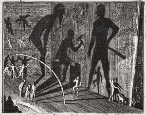 Melpomene, het spel van de schaduwendans