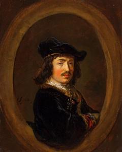 Portret van een man, mogeijk een zelfportret