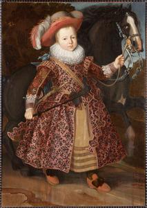 Portret van Meyndert Merens (1622-1681)