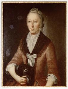 Portret van Martje Wouters (1741-1791)