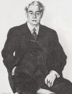 Portret van Henri de Vries (1864-1949)