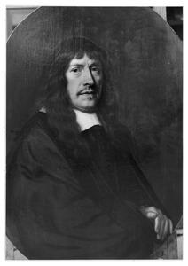 Portret van mogelijk Jan Lieftingh (1604-1684)