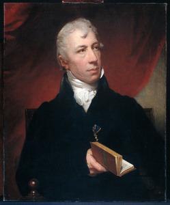 Portret van Cornelis Apostool (1762-1844)