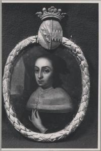 Portret van Catharina van der Woert (1642-1679)