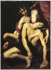 Apollo en de dode Hyacinthus