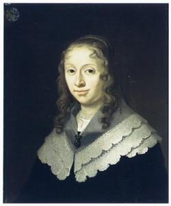 Portret van Cornelia Haring (1624-....)