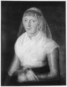 Portret van Margaretha Rogggenkamp (1772-1848)