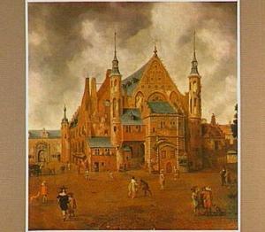 De Ridderzaal te Den Haag