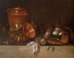 Keukenstilleven