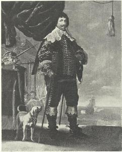 Portret van Koning Christian IV (1577-1648)