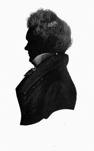 Portret van Petrus van Galen (1805- )