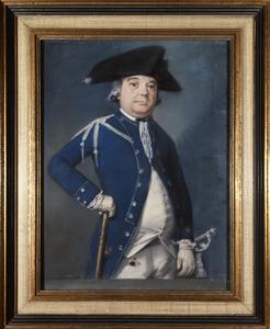 Portret van Jan Gerhard Wichers (1745-1808)