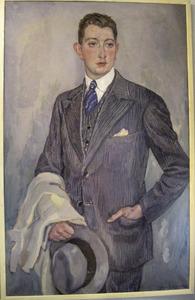 Portret van Jan van Abbe (1908-1955)
