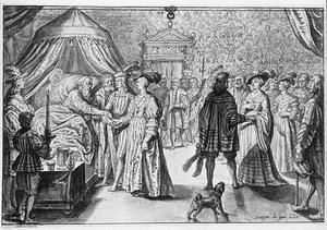 De koninklijke dubbelverlovingen of -huwelijken van 1502