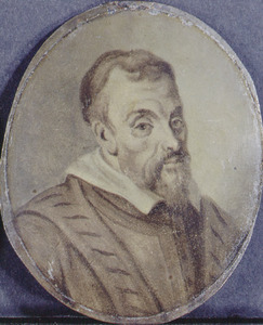 Portret van Joachim Beuckelaer (....-1575)